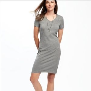 5/$25 Old Navy V-Neck T-Shirt Dress